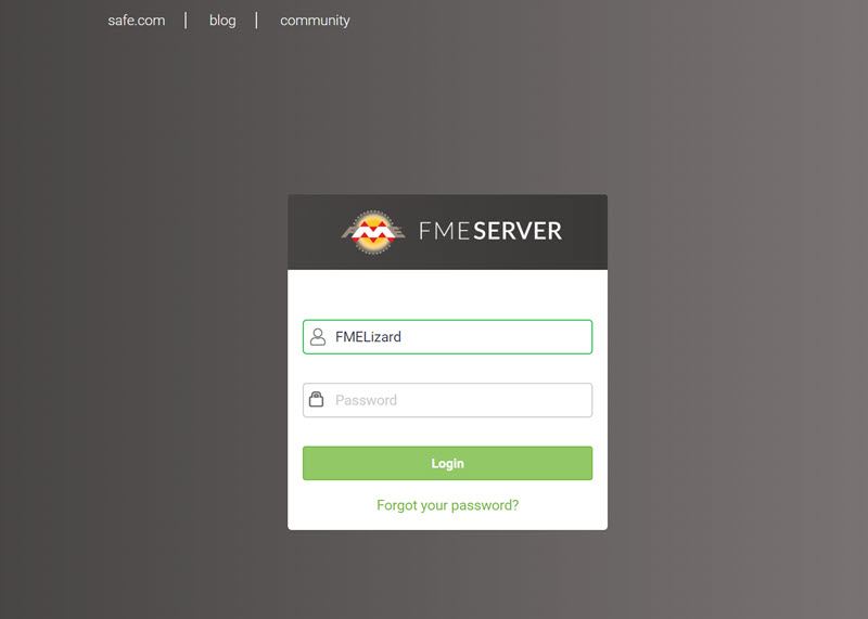 3. Share FME Server With Your Team