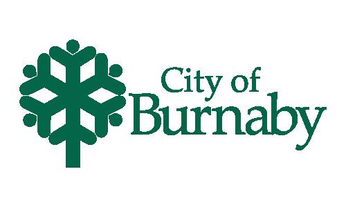 伯纳比市的标志
