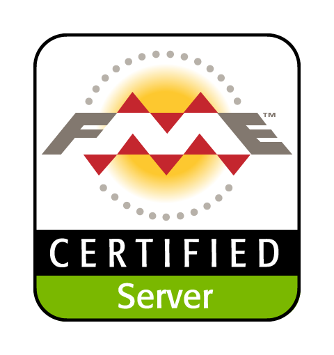 FME Server Certified Professional logo
