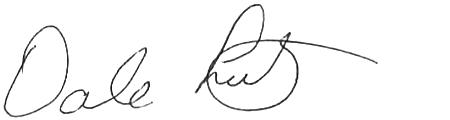 Dale Signature