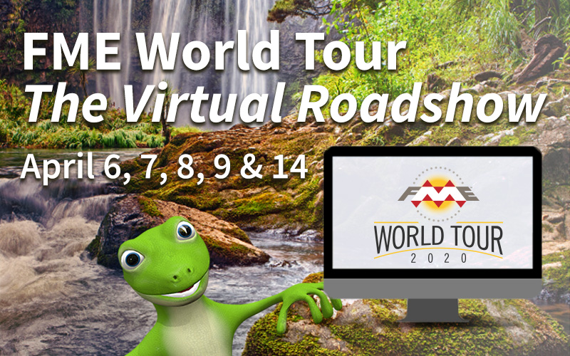 FME Virtual Roadshow