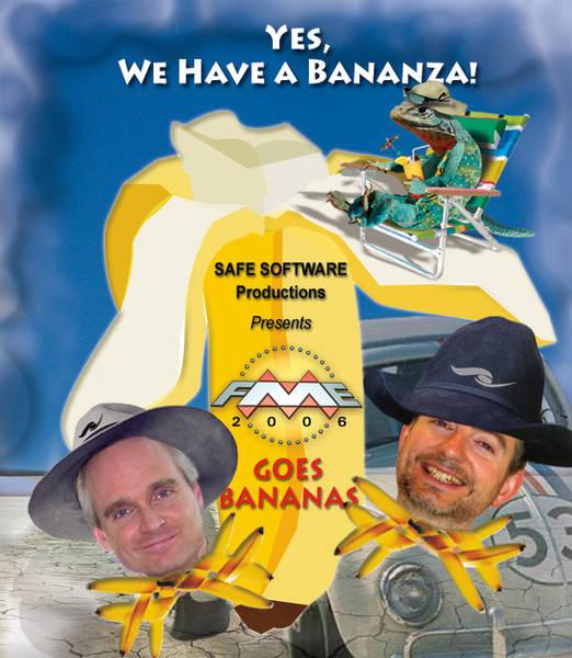 亚博亚博官网Safe Software Goes Bananas启动画面